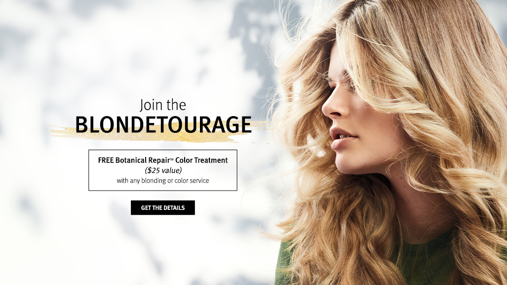 Join the Blondetourage 2021
